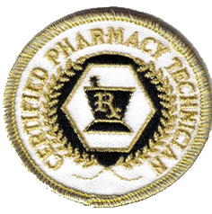 Certified Pharmacy Technician Patch